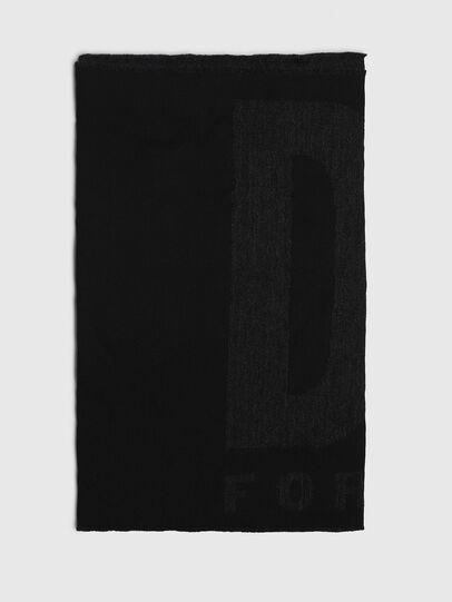 Diesel - SDIELY, Nero - Sciarpe - Image 1