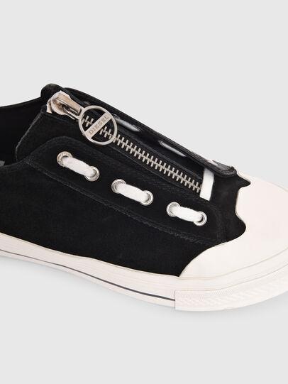 Diesel - S-ASTICO LZIP W, Nero - Sneakers - Image 4
