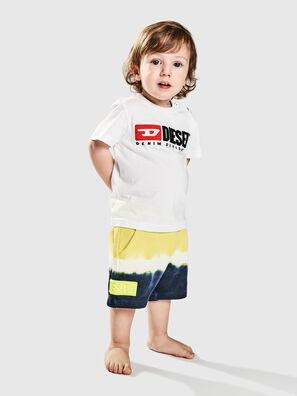 TJUSTDIVISIONB, Bianco - T-shirts e Tops