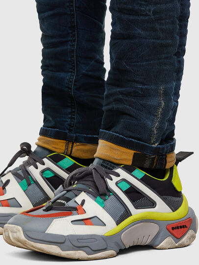 Diesel - Krooley JoggJeans 069NP, Blu Scuro - Jeans - Image 4