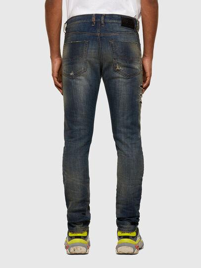 Diesel - Tepphar 009GP, Blu Scuro - Jeans - Image 2
