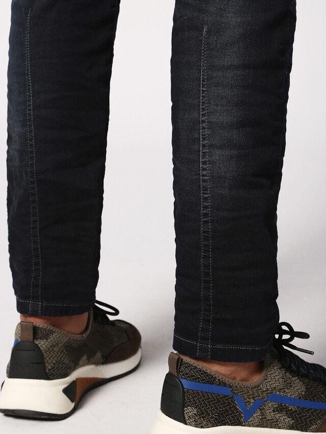 Diesel - KROOLEY JOGGJEANS 0686F, Blu Scuro - Jeans - Image 5