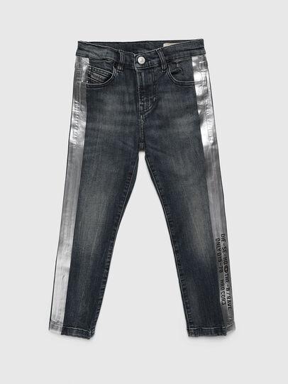Diesel - BABHILA-J, Blu medio - Jeans - Image 1