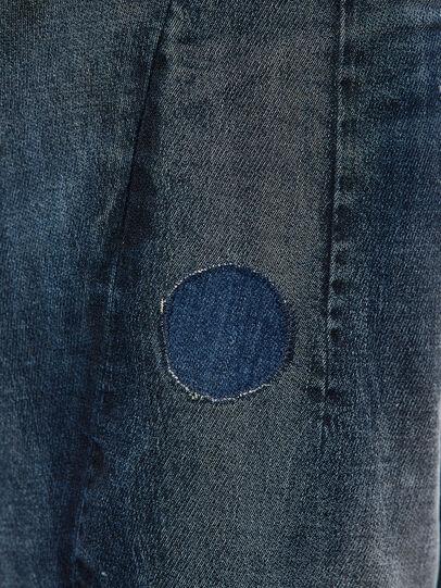 Diesel - Fayza JoggJeans 069PD, Blu Scuro - Jeans - Image 5