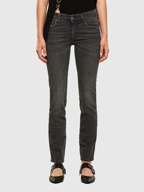 Sandy 009FI, Nero/Grigio scuro - Jeans