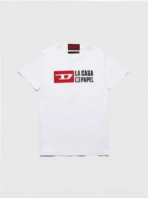 LCP-T-DIEGO-CASA, Bianco - T-Shirts