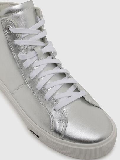 Diesel - S-MYDORI MC W, Argento - Sneakers - Image 6