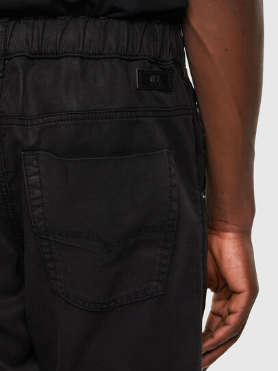 Diesel - Krooley JoggJeans® 069NC, Nero/Grigio scuro - Jeans - Image 3