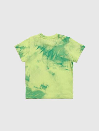 Diesel - TIMMYB, Verde - T-shirts e Tops - Image 2