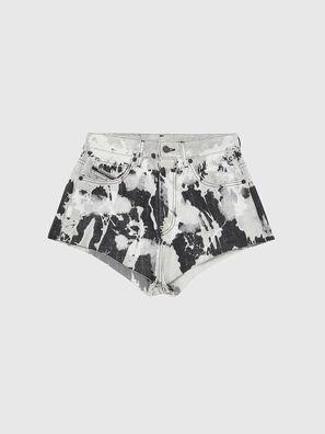 DE-HIGWEI, Nero/Bianco - Shorts