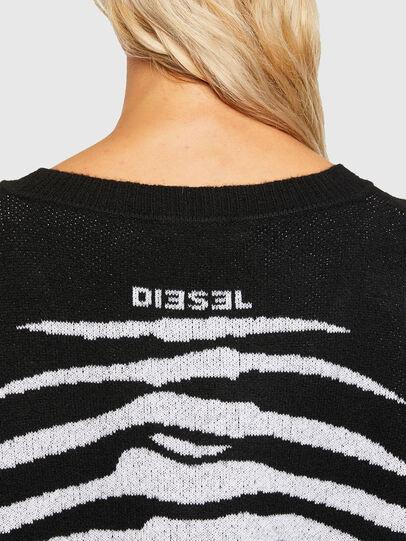 Diesel - M-CRYSTAL, Nero - Maglieria - Image 3