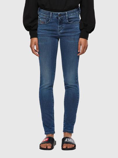 Diesel - D-Ollies JoggJeans® 069VH, Blu medio - Jeans - Image 1