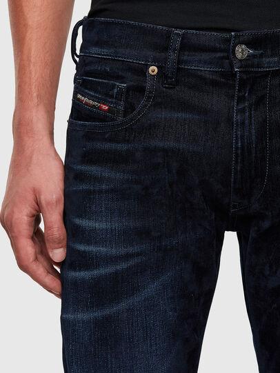 Diesel - D-Strukt 0091U, Blu Scuro - Jeans - Image 3
