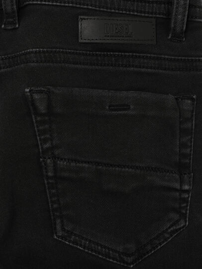 Diesel - THOMMER-J JOGGJEANS, Nero - Jeans - Image 4