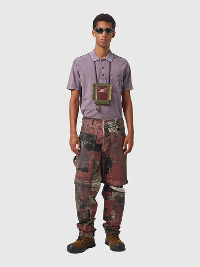 Diesel - D-Multy JoggJeans® 0CEAM, Rosa/Nero - Jeans - Image 6