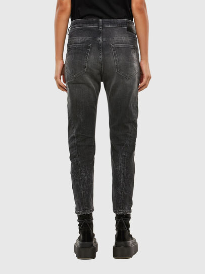 Diesel - Fayza 009IU, Nero/Grigio scuro - Jeans - Image 2