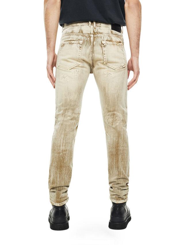 Diesel - TYPE-2880, Marrone Chiaro - Jeans - Image 2