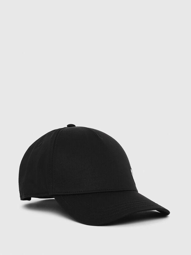 CINDI-MAX, Nero Opaco - Cappelli