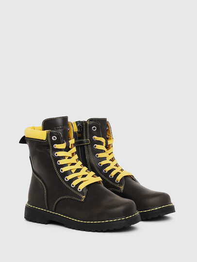 Diesel - HB LACE UP 04 CH, Nero - Scarpe - Image 2