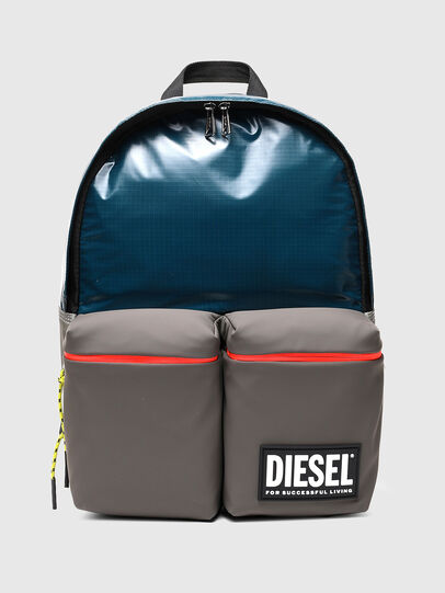 Diesel - BACKYO, Multicolor/Blu - Zaini - Image 1