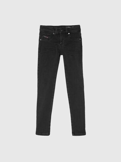Diesel - DHARY-J JOGGJEANS, Nero - Jeans - Image 1