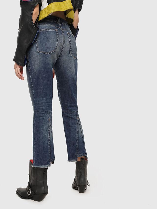 Diesel - D-Earlie 089AR, Blu Scuro - Jeans - Image 2