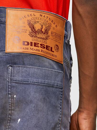 Diesel - D-Franky 009MC, Blu medio - Jeans - Image 5