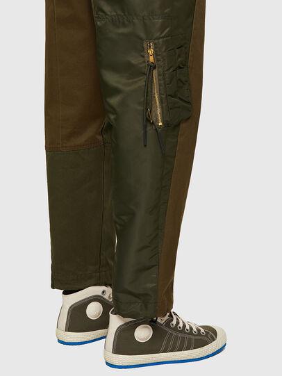 Diesel - P-BRIGGS, Verde Militare - Pantaloni - Image 5