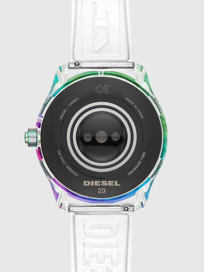 Diesel - DT2021, Bianco - Smartwatches - Image 4