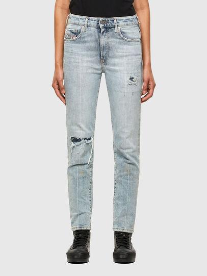 Diesel - D-Joy 009JR, Blu Chiaro - Jeans - Image 1