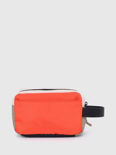 Diesel - POUCHUR, Bianco/Arancione - Bijoux e Gadget - Image 2