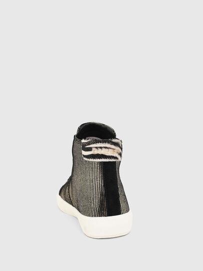 Diesel - S-MYDORI MC W, Grigio/Nero - Sneakers - Image 4