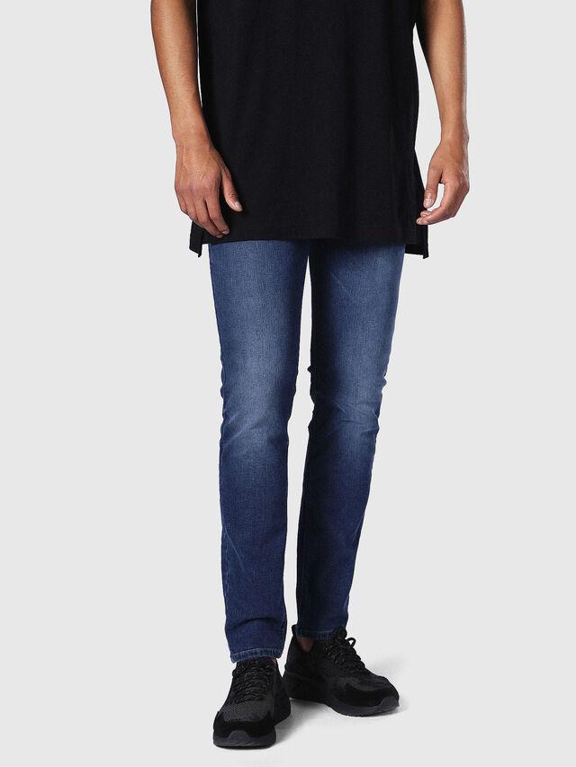 SLEENKER 084NW, Blue Jeans