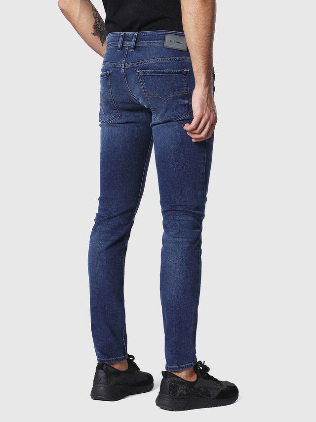 SLEENKER 084NW, Blu Jeans
