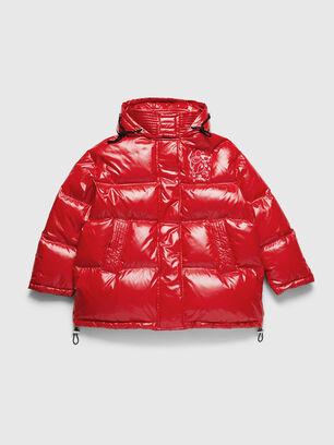 CL-W-ALLA-LITM, Rosso - Giacche invernali
