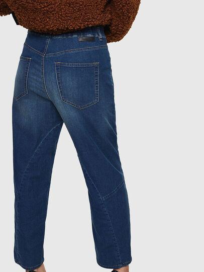Diesel - D-Rollar JoggJeans 069IT, Blu medio - Jeans - Image 5