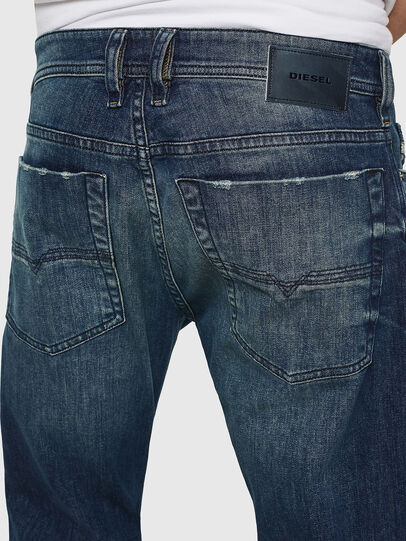 Diesel - Zatiny CN025, Blu medio - Jeans - Image 4