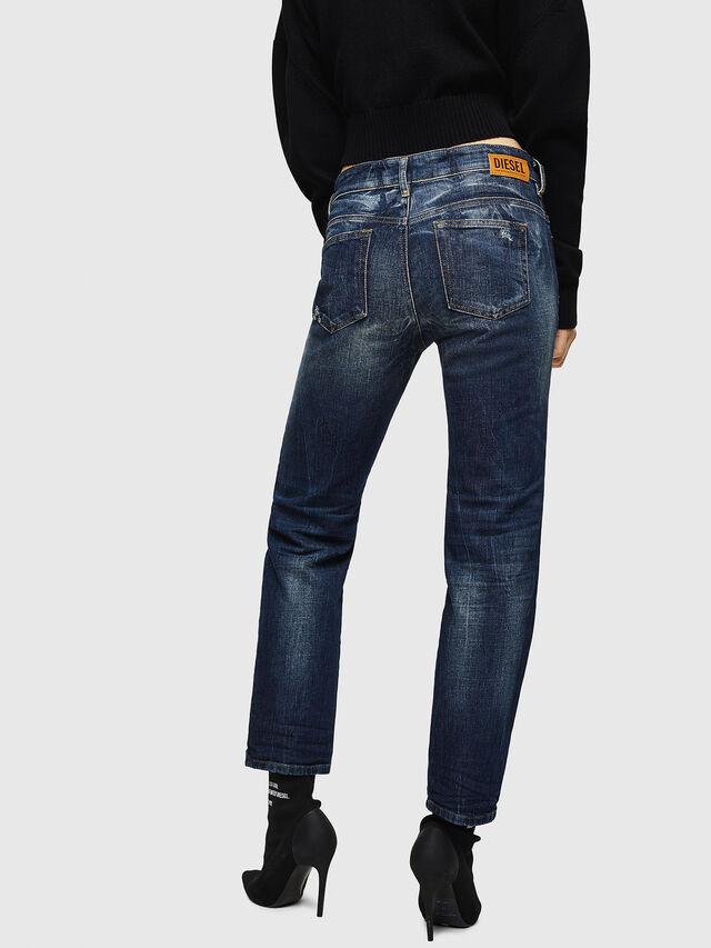 Diesel - D-Rifty 089AL, Blu Scuro - Jeans - Image 2