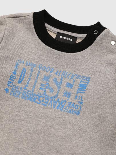 Diesel - SALLOB, Grigio - Felpe - Image 3