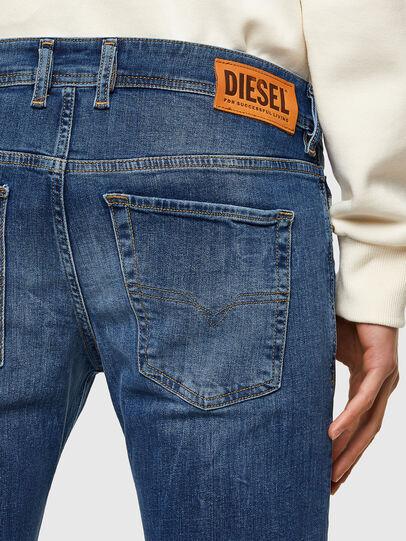 Diesel - Sleenker 009PK, Blu medio - Jeans - Image 3