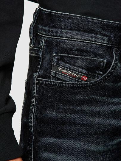 Diesel - D-Strukt JoggJeans® 069TG, Nero/Grigio scuro - Jeans - Image 3