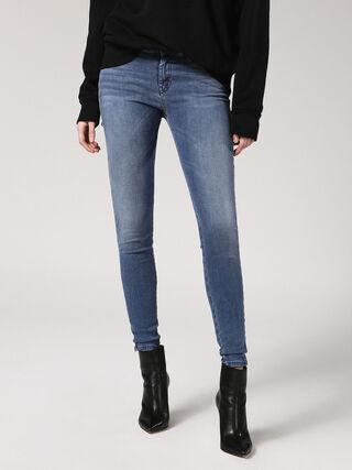 SLANDY 0681P, Blue jeans
