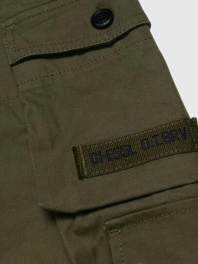 Diesel - PCYAN, Verde Militare - Pantaloni - Image 3