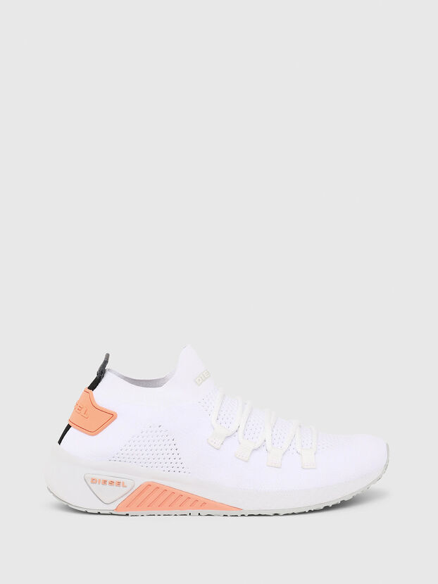 S-KB ATHL LACE W, Bianco/Rosa - Sneakers