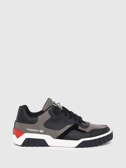 Diesel - S-RUA LOW SK, Grigio - Sneakers - Image 1