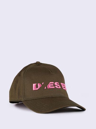 Diesel - CIDIES, Verde Militare - Cappelli - Image 1