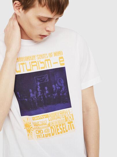 Diesel - T-JUST-Y16,  - T-Shirts - Image 4