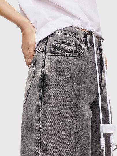 Diesel - Widee 069EB, Nero/Grigio - Jeans - Image 4