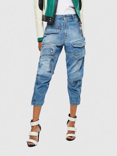 Diesel - DE-MIRY, Blu Jeans - Pantaloni - Image 1