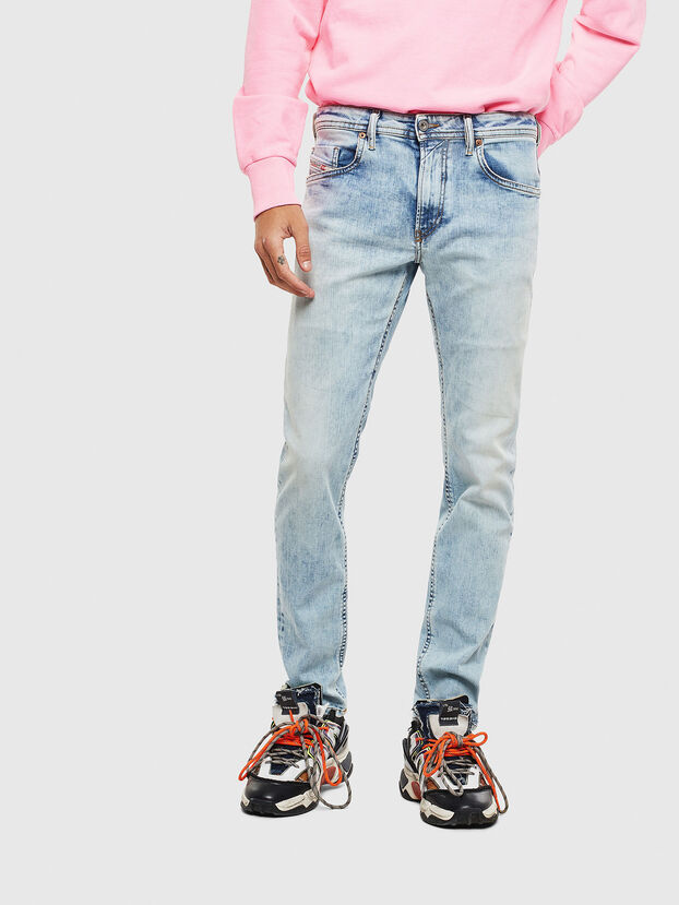 Thommer 0096C, Blu Chiaro - Jeans